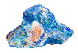 Мир камней. Камень Азурит